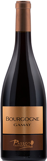 "Fiche technique Bourgogne ""Gamay"""